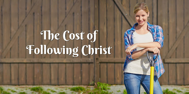 Grace Can't Be Earned But Life in Christ Has a Cost - Luke 14:25-35