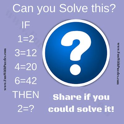 Logic Question Image Puzzle
