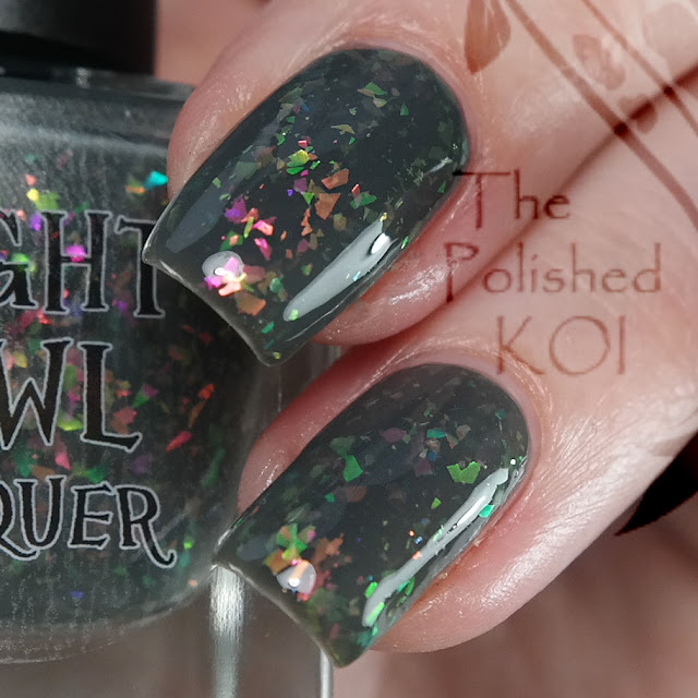 Night Owl Lacquer - I'm Here For the Right Reasons
