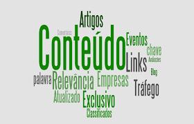 gerador de conteúdos