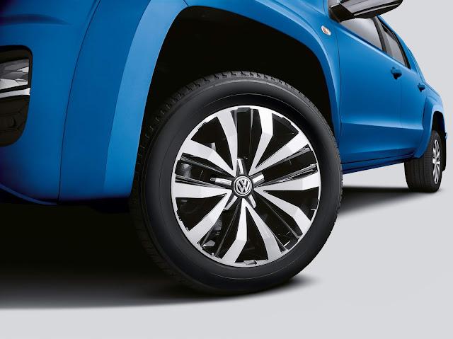 VW Amarok V6 Highline Extreme: fotos e detalhes