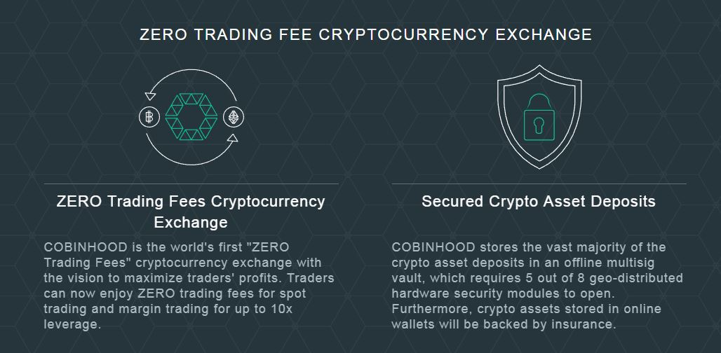 cryptocurrency exchanges trading fees