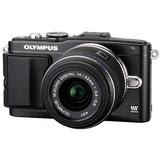 OLYMPUS E PL5 SINGLE KIT BLACK