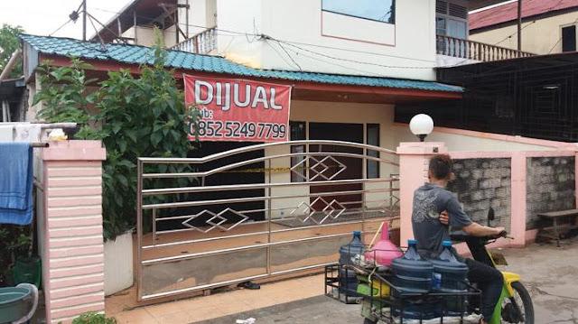 Video - Lokasi Penggerbekan Sabu 18 Kilogram, Hanya Berjarak 300 Meter Dari Pos Polisi Alianyang