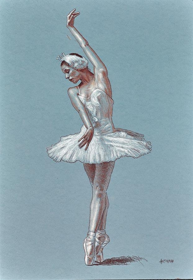 Douglas Hofmann Dancer