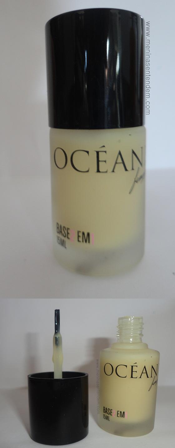 Base 2 em 1 fa Oceane Femme