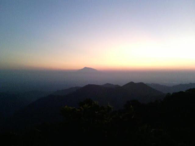 Sunrise Puncak Kuta Malaka Aceh Besar