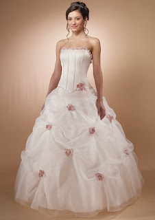 American Wedding Dress