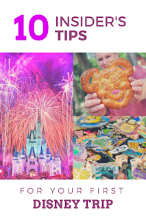 10 tips for your first disney trip