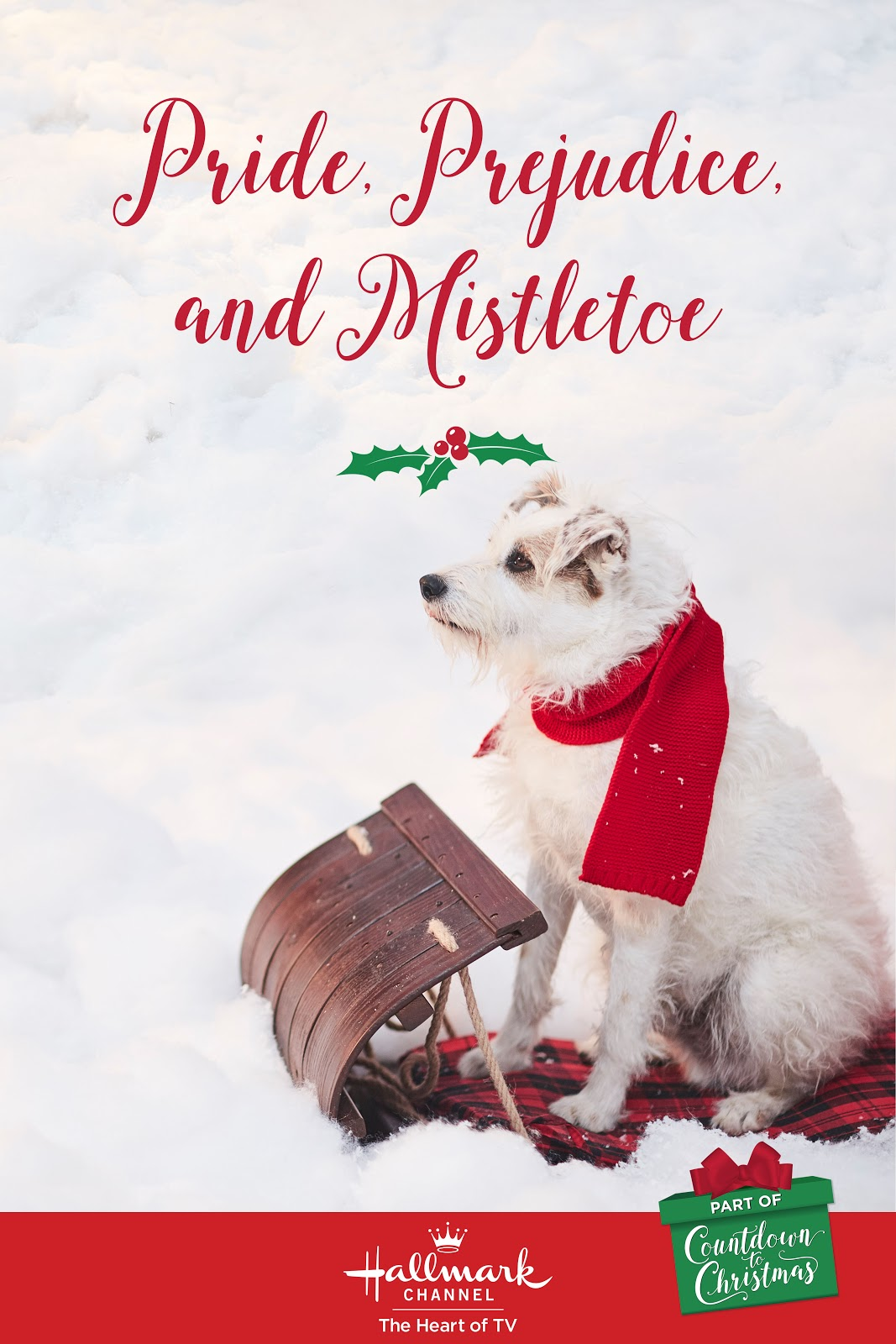 Pride, Prejudice, and Mistletoe starring Lacey Chabert & Brendan ...