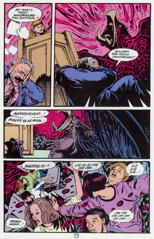Read online Animal Man (1988) comic -  Issue #73 - 20