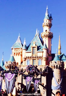 Headed to Disneyland?