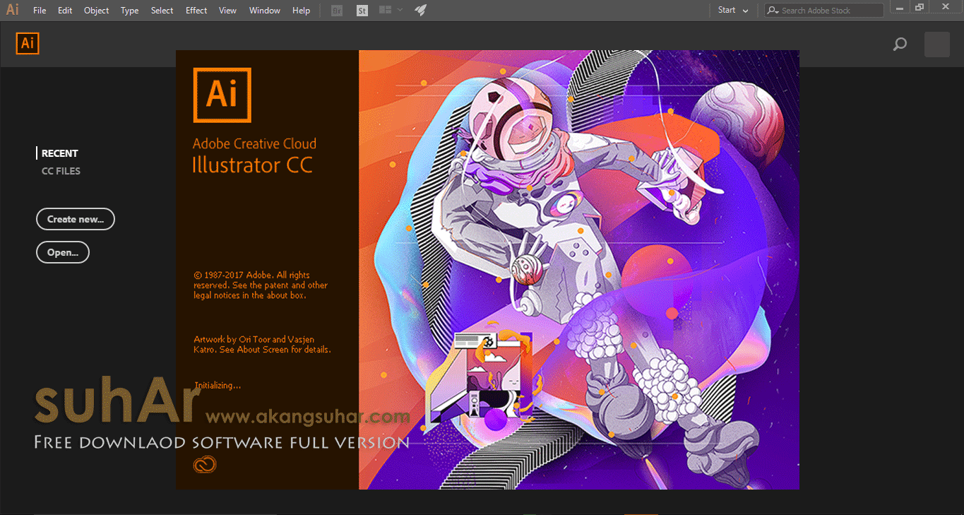 adobe illustrator cc 2018 full patch