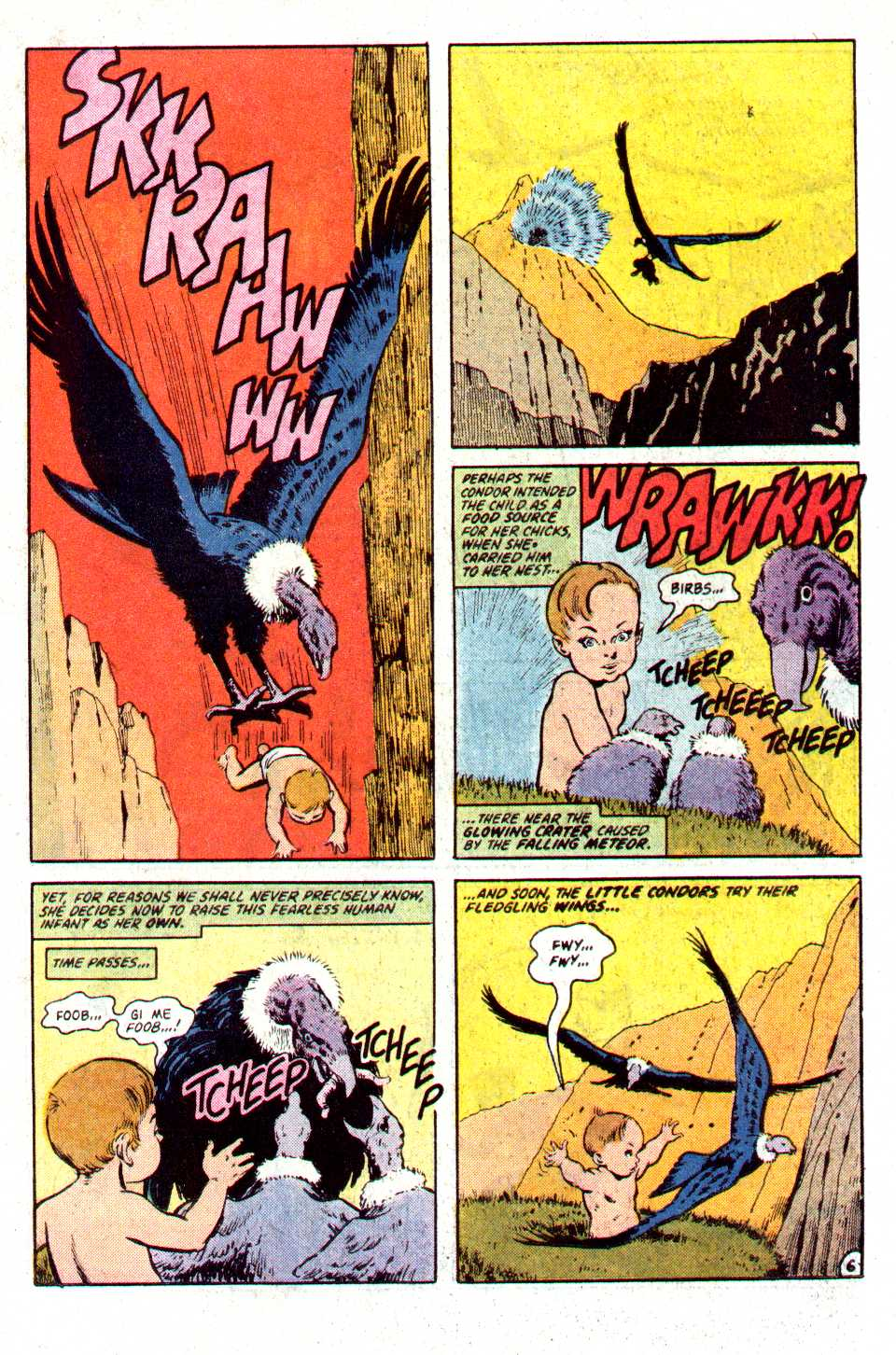 Read online Secret Origins (1986) comic -  Issue #21 - 29