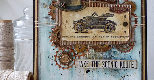 Take The Scenic Route...