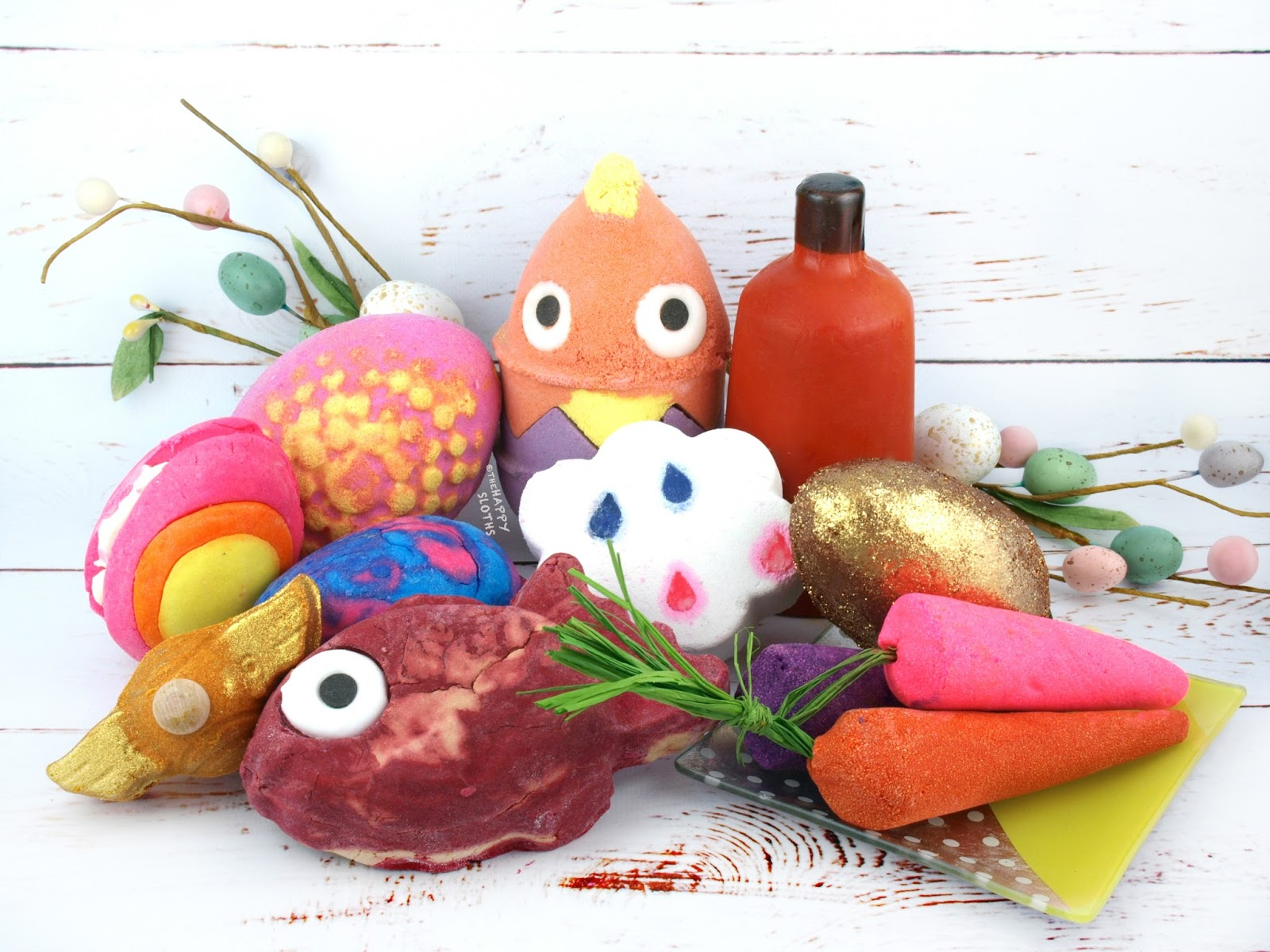 Lush | Easter 2018 Collection: Review