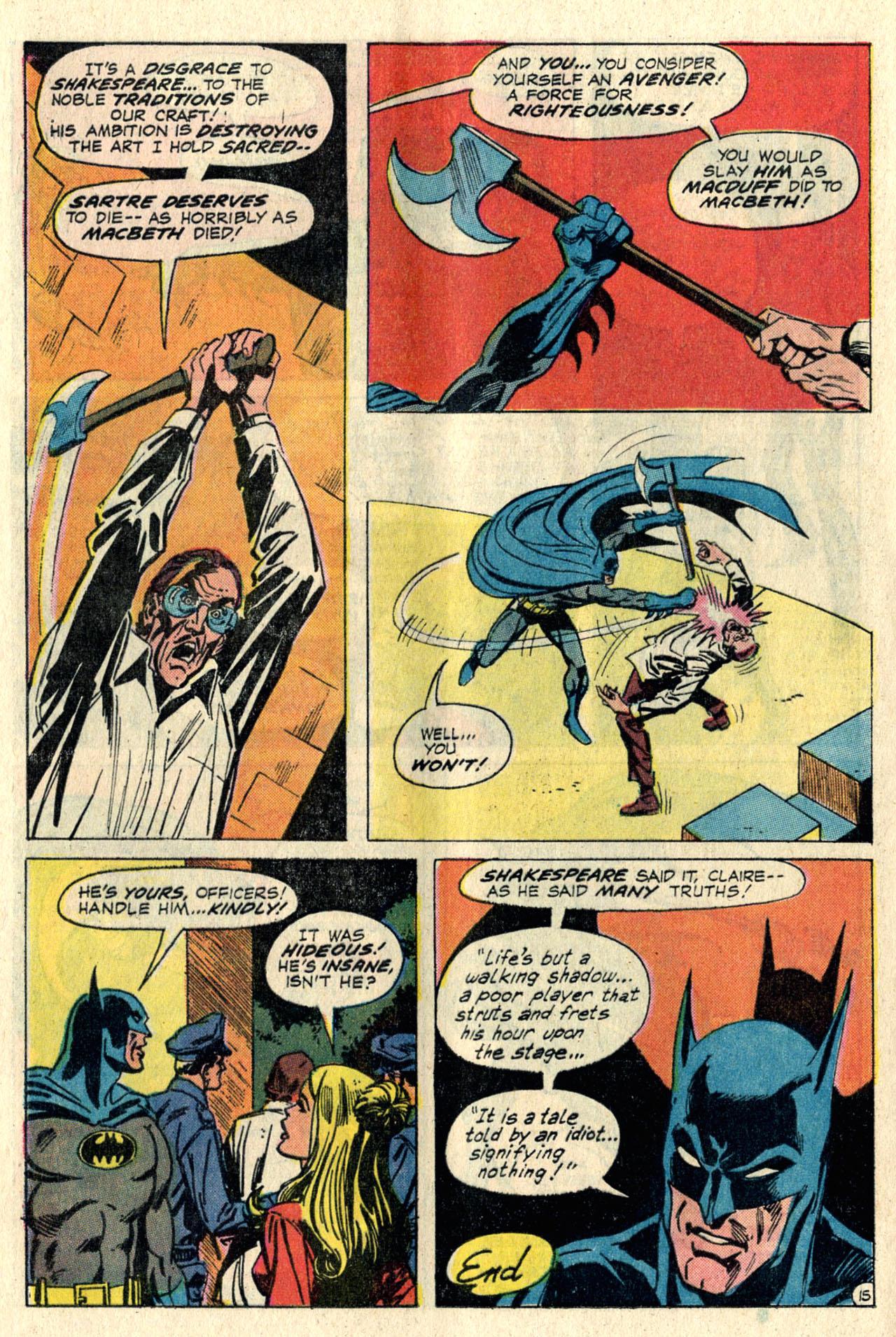Detective Comics (1937) 425 Page 19