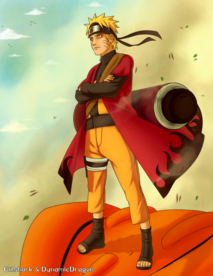 Presentation of these naruto sage mode wallpapers  Presentation of...