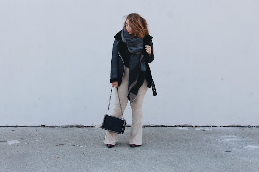 BIKER JACKETS + BELL BOTTOMS