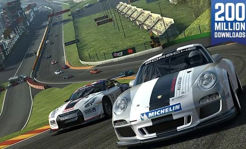 Real racing 3 Mod Apk + Data Download – Racingapk