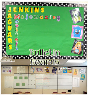 Is your bulletin board design game strong?