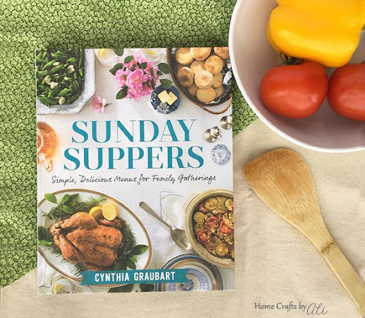 Book Review ~ Sunday Suppers