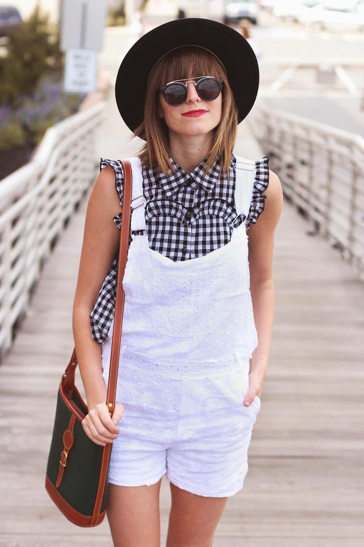 white overalls new york