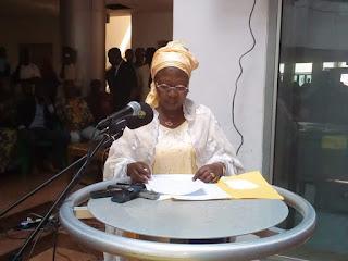 Guinée: Conakry, Symposium du feu Mamadou Dia ancien Directeur de la RTG, des témoignages émouvants de ces collègues1