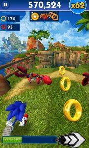 Sonic Dash MOD APK Terbaru v3.2.2.2