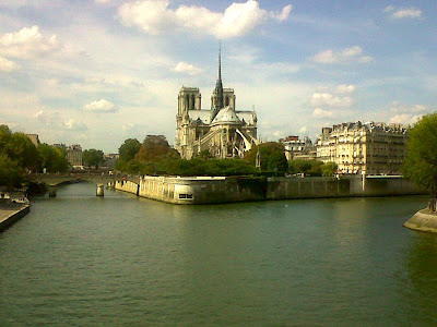 """Résultat de recherche d'images pour """"La vue du Pont de la Tournelle"""""""