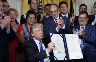 NPR: Despite Claims To Contrary, Trump Has Signed No Major Laws 5 Months In