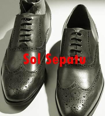 Tukang Sol Sepatu di Bandar Lampung