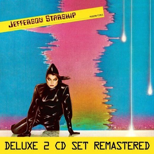 JEFFERSON STARSHIP - Modern Times [Friday Music Deluxe Edition remastered] - full