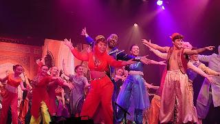 Panto Review: Aladdin - Churchill Theatre, Edinburgh ✭✭✭✭