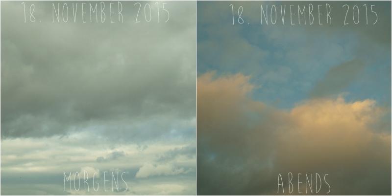 Blog + Fotografie by it's me! - Himmel am 18.11.2015