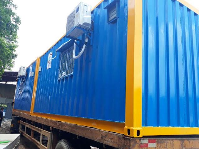 Bán Container Văn Phòng Tại Long Khánh, Đồng Nai