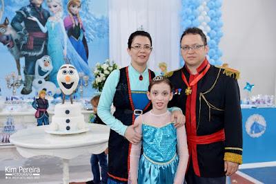 Aniversário Infantil  |  Ana Clara, 10 Anos