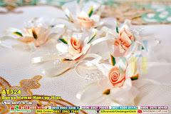 Bunga Mawar Kuncup Hias