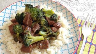 Ternera Guisada con Brócoli al Estilo Chino