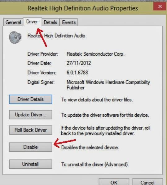 Welcome Cara Mengatasi Laptop Yang Tak Bersuara Pada Windows 8