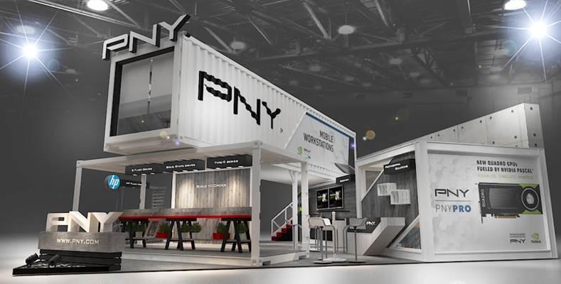 PNY at Computex 2017