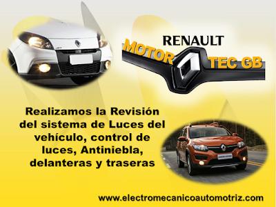 Mantenimiento Sistema Electrico Motortec GB