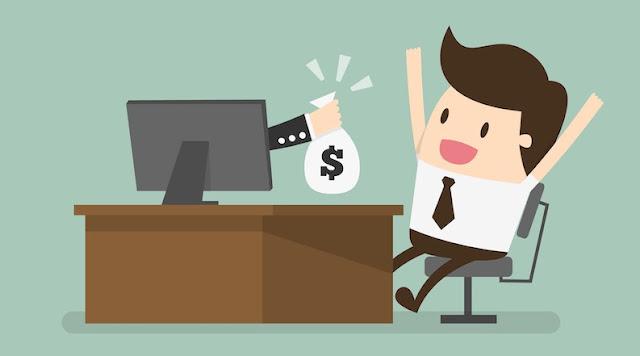 7 Pekerjaan Yang Bisa Menghasilkan Uang Di Internet