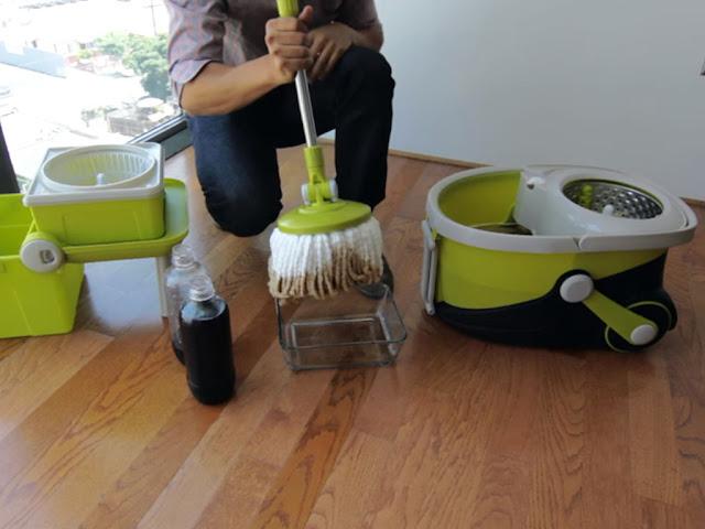 Gambar Cara Mengepel Lantai Granit Agar Wangi dan Biar Kinclong Tidak Bau Amis