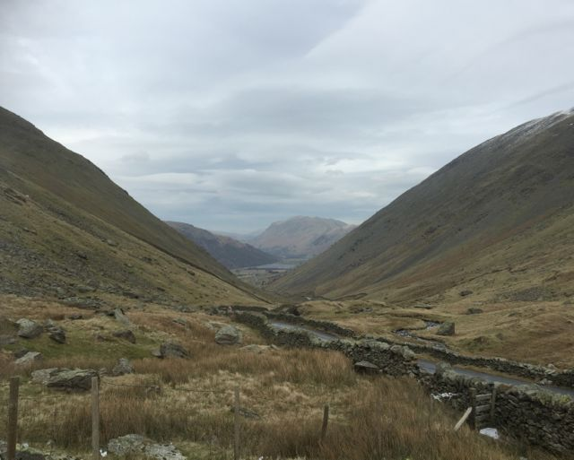 Brotherswater from Kirkstone