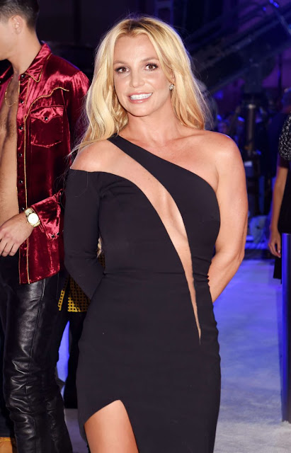 Britney Spears – 2016 MTV Video Music Awards in New York City
