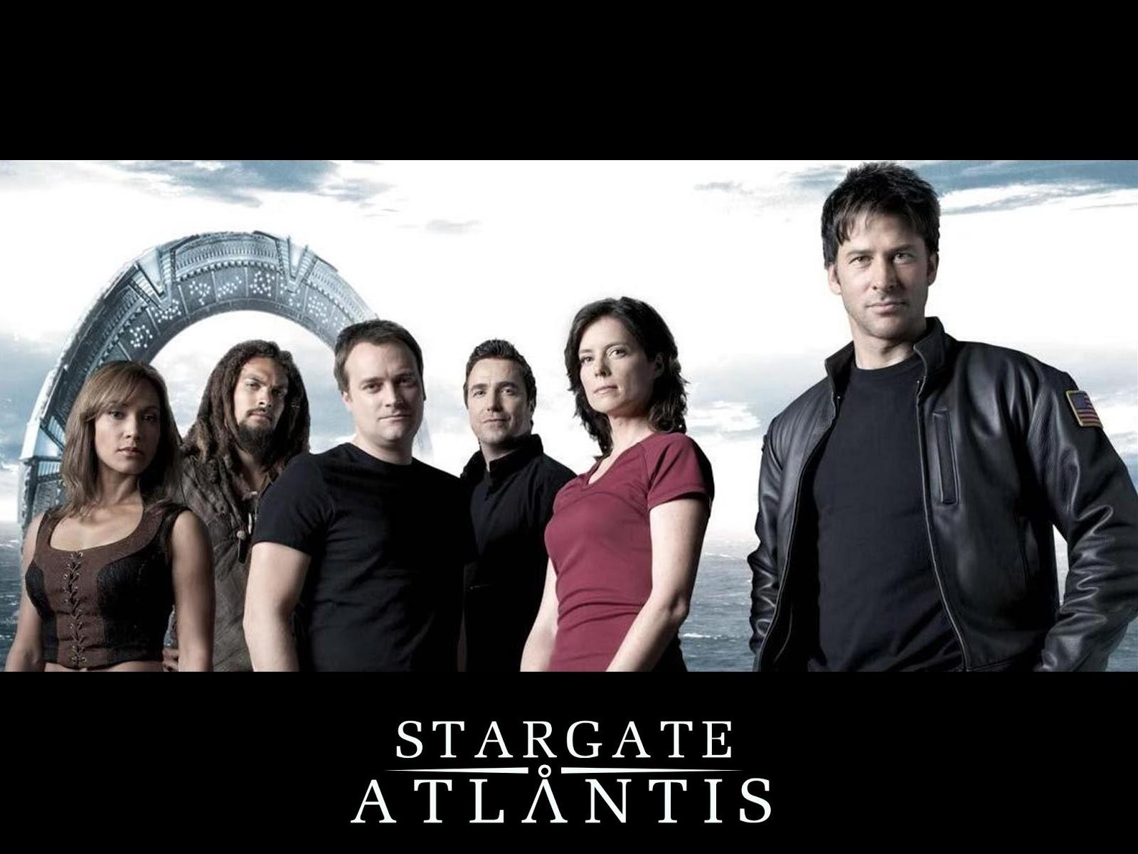 Stargate Cast