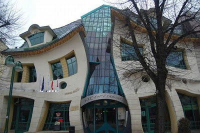 Unique building designs