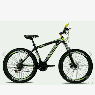 26 aviator at2689rs-vt steel mtb