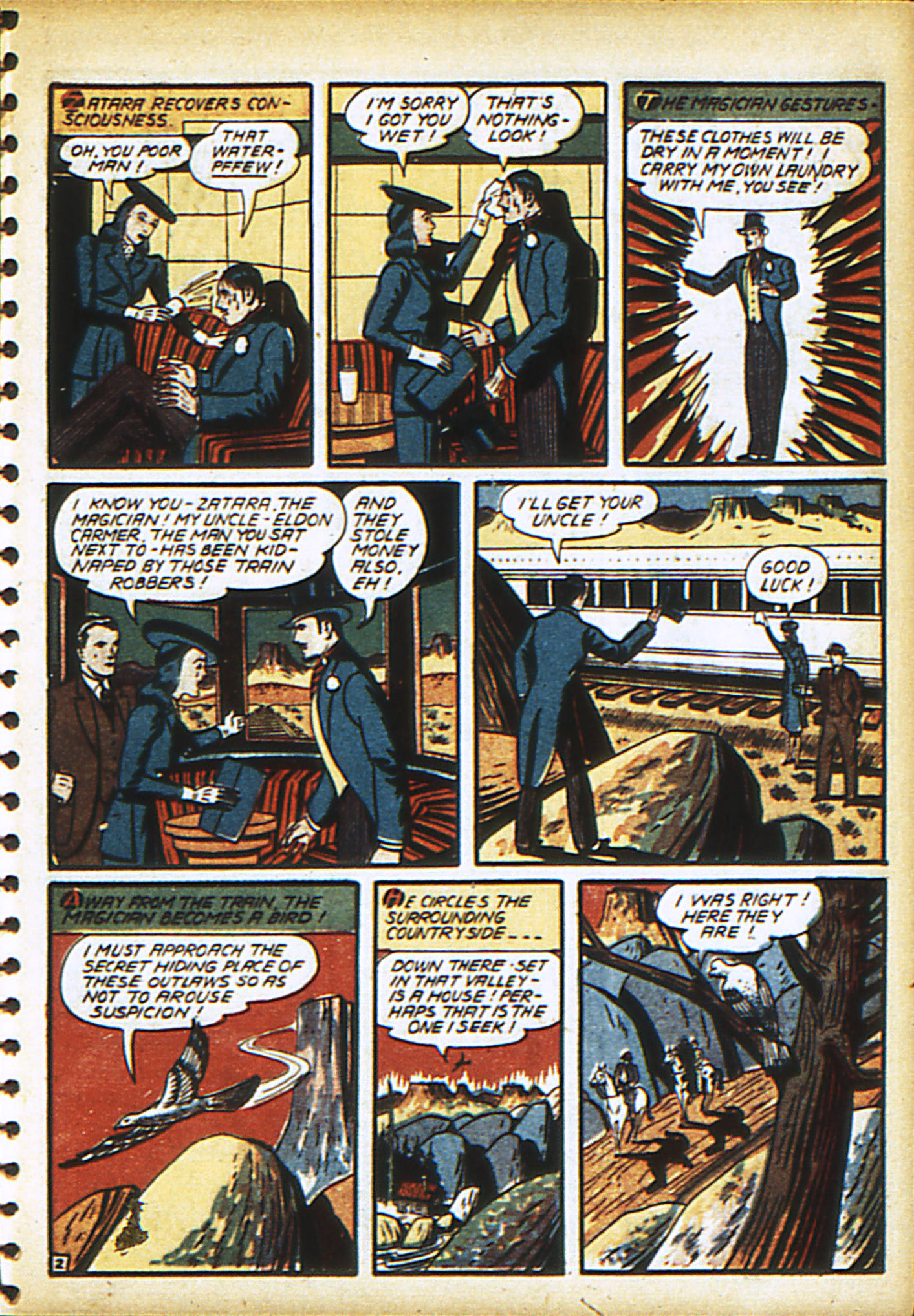 Read online Action Comics (1938) comic -  Issue #28 - 58